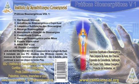 Prática Bioenergética Meditação