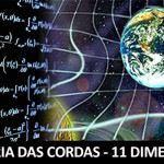 UM UNIVERSO DE 10 OU 11 DIMENSÕES