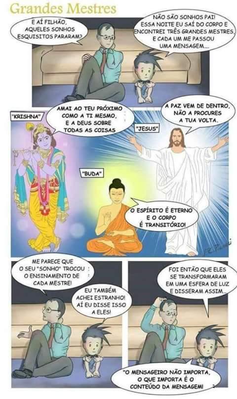 Quandrinhos lindos p site discernimento espiritual