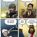 Humor em imagens – Religião