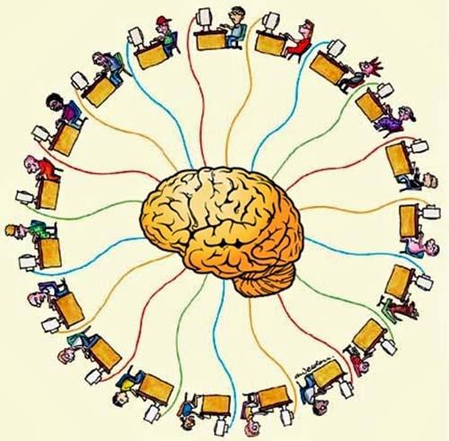 Inteligência_Coletiva Noosfera - Consciência Global