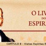 LIVRO DOS ESPÍRITOS CAP 8 – Visitas Espíritas Entre Vivos