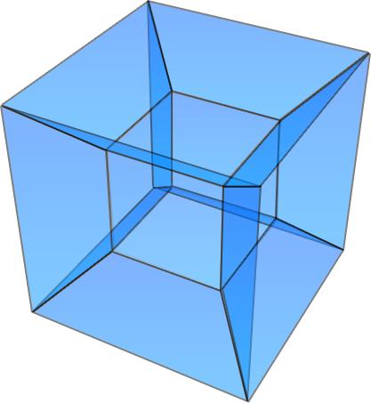 imaginando um mundo quadridimensional
