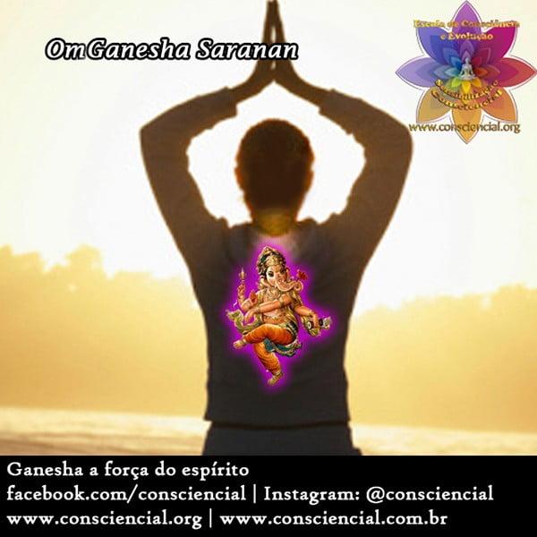 Ganesha a força do espírito