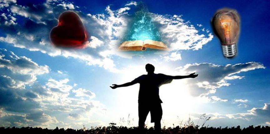 Amor Paz Luz a guisa de Mantras