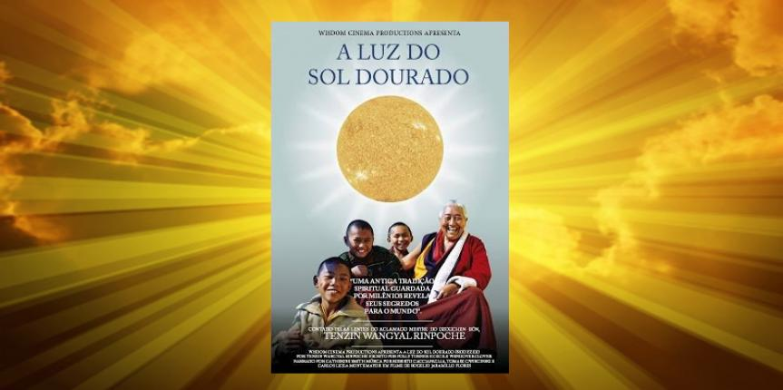 DOCUMENTÁRIO A Luz do Sol Dourado