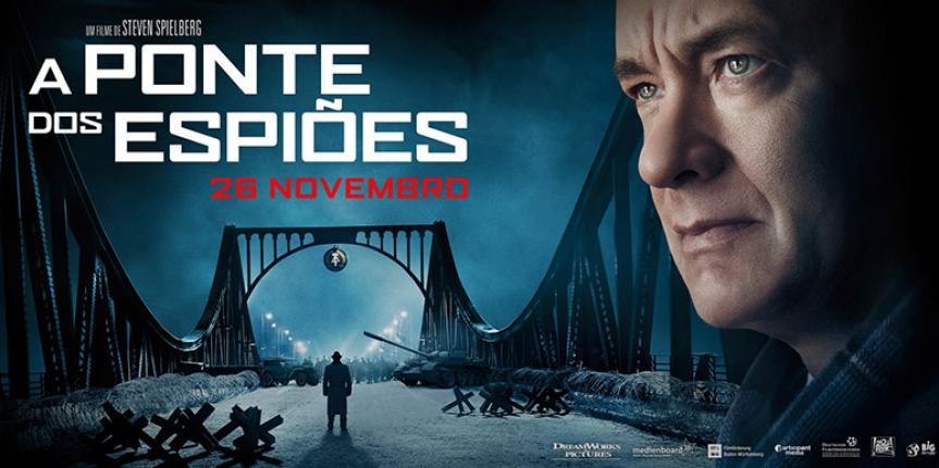 A PONTE DOS ESPIÕES – Bridge of Spies