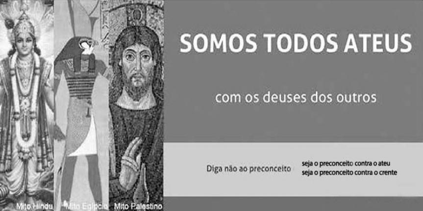 PARALELO ENTRE A CRENÇA X A DESCRENÇA