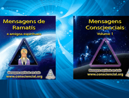CDs áudio de Mensagens